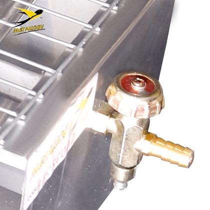 Metallogy BBQ Grill - BBQ G 001 / BBQ G 002